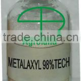China fungicide Metalaxyl 98%TC