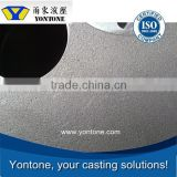 Yontone YT811 First Mover ISO9001 Factory Beatiful Appearance ZL110 T6 Heat Treatment Aluminum Permanent Mold Castings