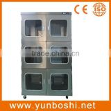 Inquiry About SMT Industrial Electronic Stainless Steel Dry Cabinet