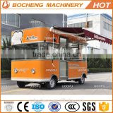 Mini Electric/Mobile Fast Food Kitchen Bus With Low Price
