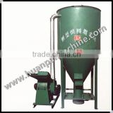 best price poultry feed grinding machine feed crusher and mixer from professional factory