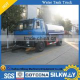 6000-12000L water capacity water tank truck with water sprinkler function