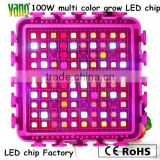 100w high power uv 380nm high power led chips