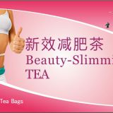 Chinese Herbal Beauty-Slimming Tea bag