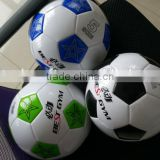 cheap customized soccer ball colorful football size 5# 4# 3#2# 1#