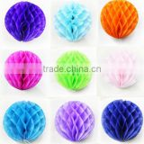 Christmas Decoration Paper Honeycomb Ball/ Honeycomb Paper Hat/ Decorative Christmas Garland