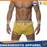 2017 Guangzhou factory price new design mens boxer short running mens gym shorts breathable short swim board mens shorts pants