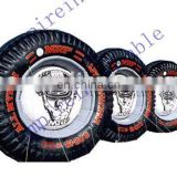 inflatable tyre