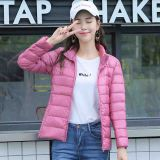 4 Colors Women Light Down Jacket