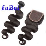fast delivery russian hair pieces natural wave full lace closure