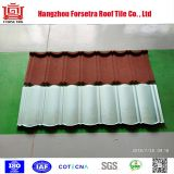China Popular roof sheets price Uganda stone chip coated metal roof tile