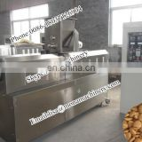 Best sale semi moist dog food making machinery, single-screw dog food extruder processing