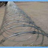 Hot Dipped Galvanized Razor Barbed Wire for Prison Protect Fence
