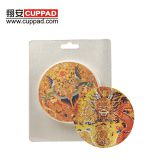 Manufacturer simple tissue coaster custom paper coasters for hotel