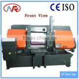 "12.5"" CNC Automatic Saw for Metal Cutting Machinery Horizontal Gantry Double Column Band Saw Machine GS320"