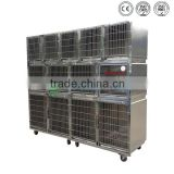 best quality Combination Veterinary Clinic cat cage for dog cheap