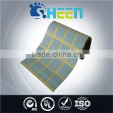 Heat Resistant Flexible Thermal Silicone Insulation Sheet For Electronic Components