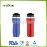 420ml hot sell double wall wave shape insulated stainless steel thermos office cup                                                                         Quality Choice