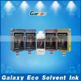 Garros Galaxy eco ink keep 2 years DX4/DX5 head ink eco solvent ink                                                                                                         Supplier's Choice