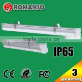 Waterproof IP65 Epistar 2835SMD 40w led linear light trunking system
