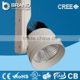 Alibaba China Super Supplier 4 Wires 3 Phases 40W Cree COB Track Light