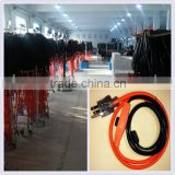 VDE Certified 576w Pipe & Gutter Auto Heating Cable for European Pipe and Gutter Heating Cable Market(HDBV-036)