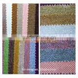 Metallic bonding knit fabric with PU base