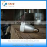 2015 new bluetooth wifi controlled led color smart light bulb