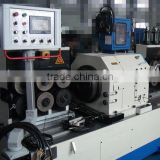 high precision guide rod shaft linear axis peeling straightening machine