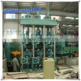 Automatic control quick open type stainless steel bar and tube straightening machine for sale