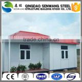 Prefabricated houses modular homes with three rooms                                                                         Quality Choice