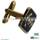 Businiss men's cuff link Cufflink Manufacturer Make Wholesale Fashion Metal cuff-link