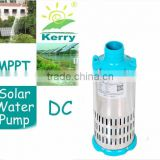 solar submersible water pump, solar powered irrigation pump, solar motor pump for agriculture