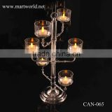 wedding decoration candelabra wedding decoration table centerpiece wedding decoration and party decoration (CAN-065)                                                                         Quality Choice