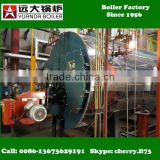 WNS 0.5-6 tons Gas Fired Steam Boiler gas steam generator gas boiler for chemical plant                                                                                         Most Popular