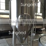 US Hot Sales Stainless Steel Jacket Beer Fermentation Tank/Jacket Fermentation Tank