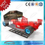 racing car game machine / arcade car simulator / outdoor amusement park equipmetn