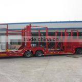 HOWO car carrier semi trailer for sale
