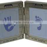 Baby First Hand & Foot Print Photo Frame ZD128