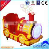 kids rider video game machine train operated game machine