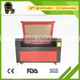 china professional Manufacturer china supplier co2 3d laser cutting machine for sale/textile machinery
