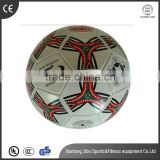 top quality PVC machine stitched Football Soccer Balls                                                                         Quality Choice