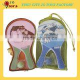 Wholesale Wooden Beach Racket Set with EN71 ASTM                                                                         Quality Choice