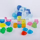 REUSABLE PLASTIC HEART ICE CUBES FOR DRINKS                                                                         Quality Choice