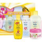 Baby body care bath gift box