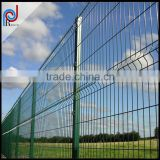 Rubber pvc coated welded Wire Mesh Fence
