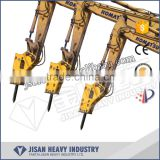140mm chisel korean hydraulic breakers