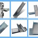 Electrical hot dipped galvanized steel strut channel