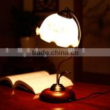 antique wooden table lamp .Modern style . chandelier .wooden chandelier .hand craft table lamp