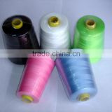 wholesale 100% spun polyester sewing thread of 40/2